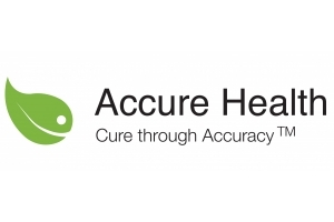 Accure Health  logo