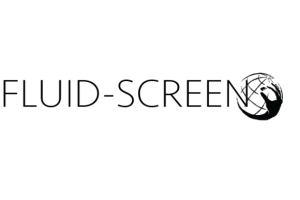 Fluid-Screen logo